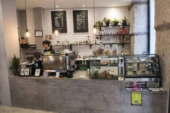HANSO CAFÉ. Un nuevo templo del café de culto