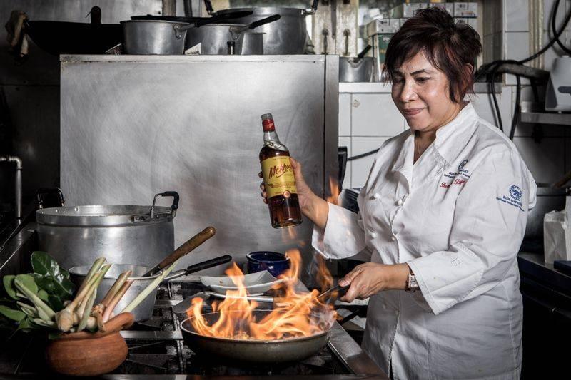 La cocina thai una cita en madrid con la m s grande ceviche de sand a - La cocina madrid ...