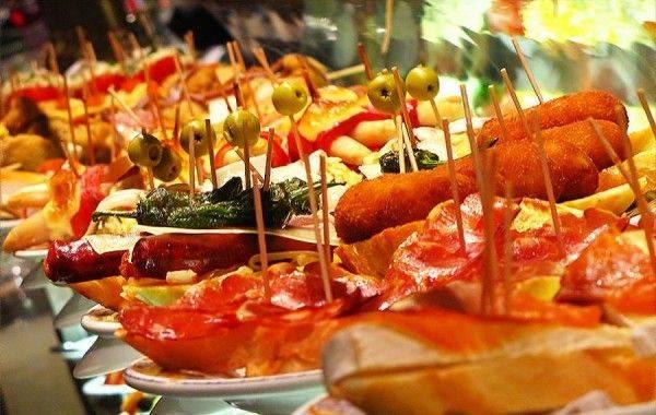 GASTROLETRAS 2017. Gastronomía en el Madrid más literario