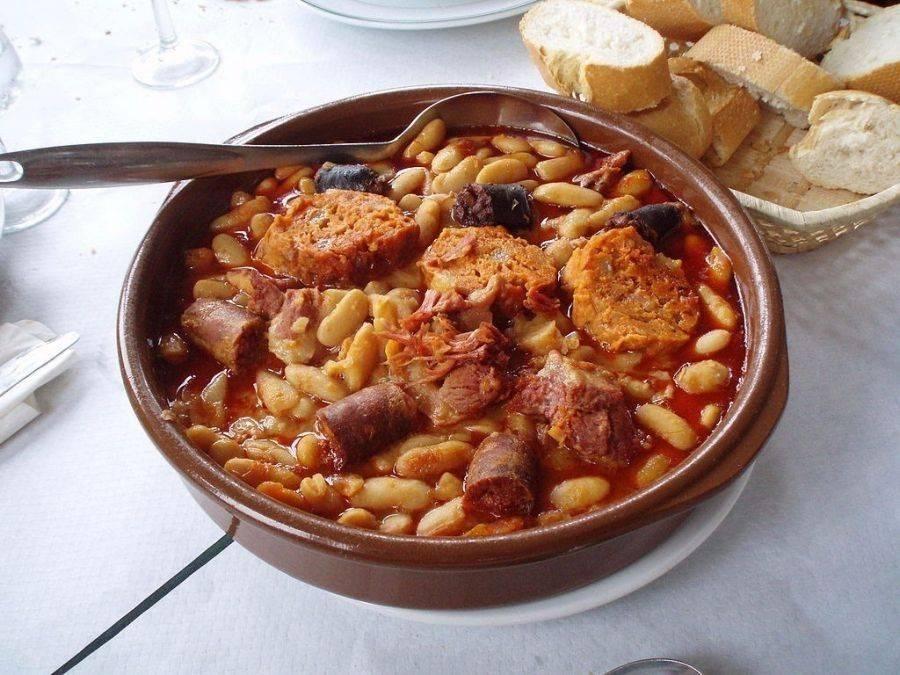 LA FABADA EN MADRID. Asturias en estado puro
