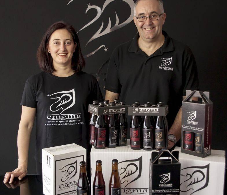 ENIGMA. La cerveza artesana gastronómica