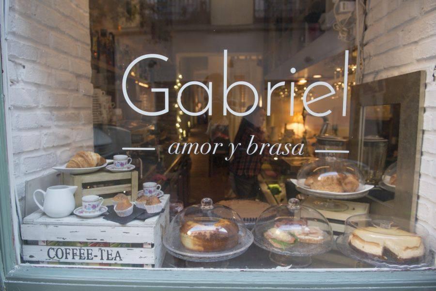 GABRIEL. Gastronomía sin prisa y con cariño