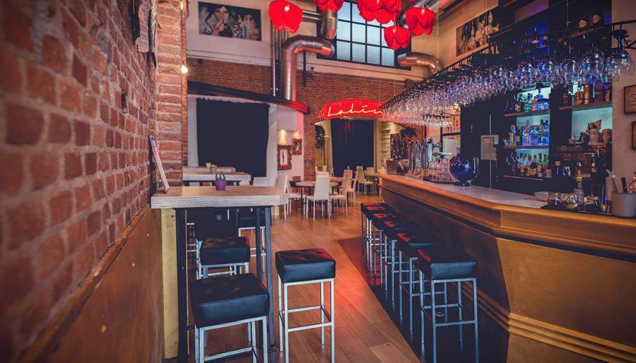 LALINA. El rincón gastronómico dedicado a Lina Morgan