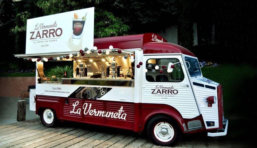 VERMUT ZARRO. La ruta cervantina del vermut de Madrid