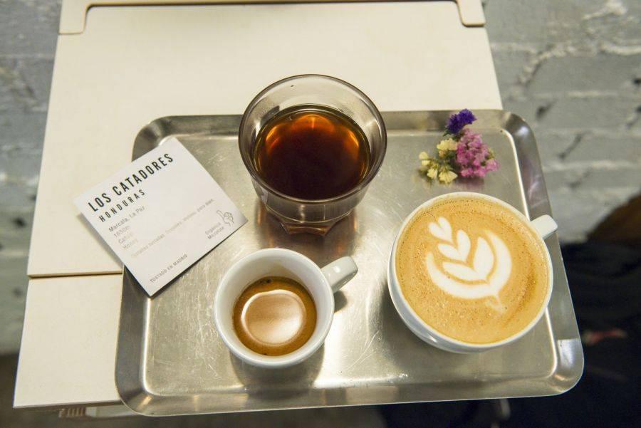 TOMA CAFÉ. El origen de todo