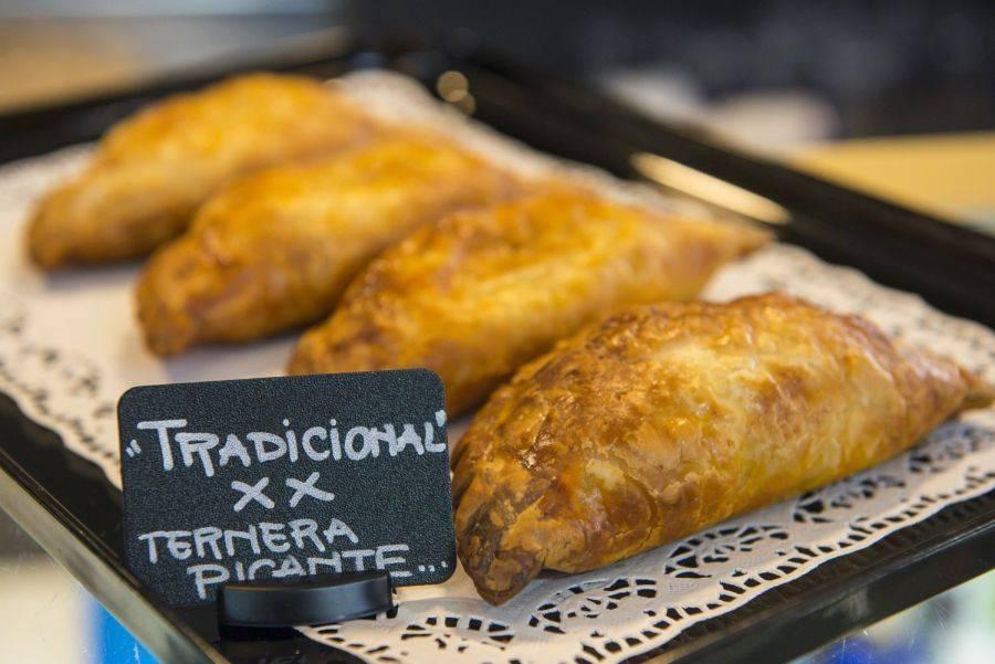 GRACIANA. Cuando la empanada argentina se convierte en magistral
