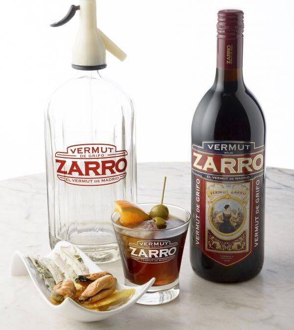 ZARRO. La ruta del vermut de Madrid