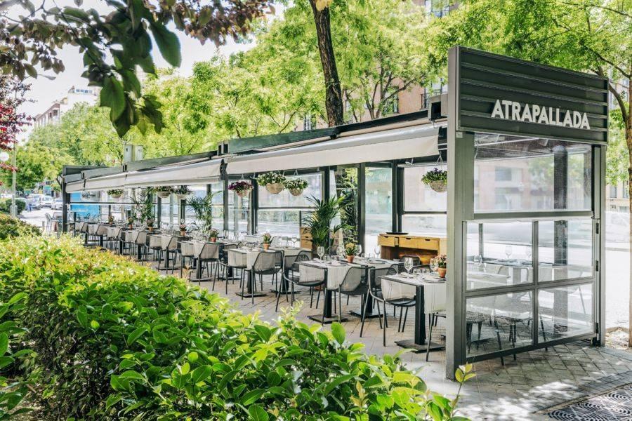 ATRAPALLADA. Una terraza de verano con sabor gallego