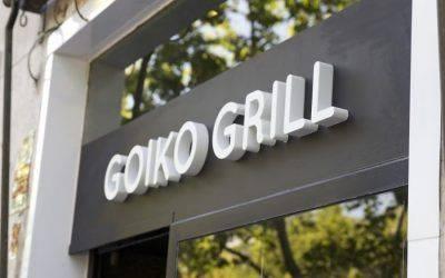 GOIKO GRILL.  Hamburguesas gourmet en el corazón de Malasaña