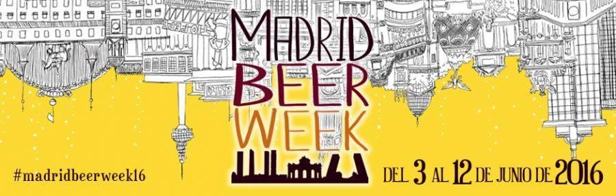 MADRID BEER WEEK 2016. ¡Viva la cerveza!