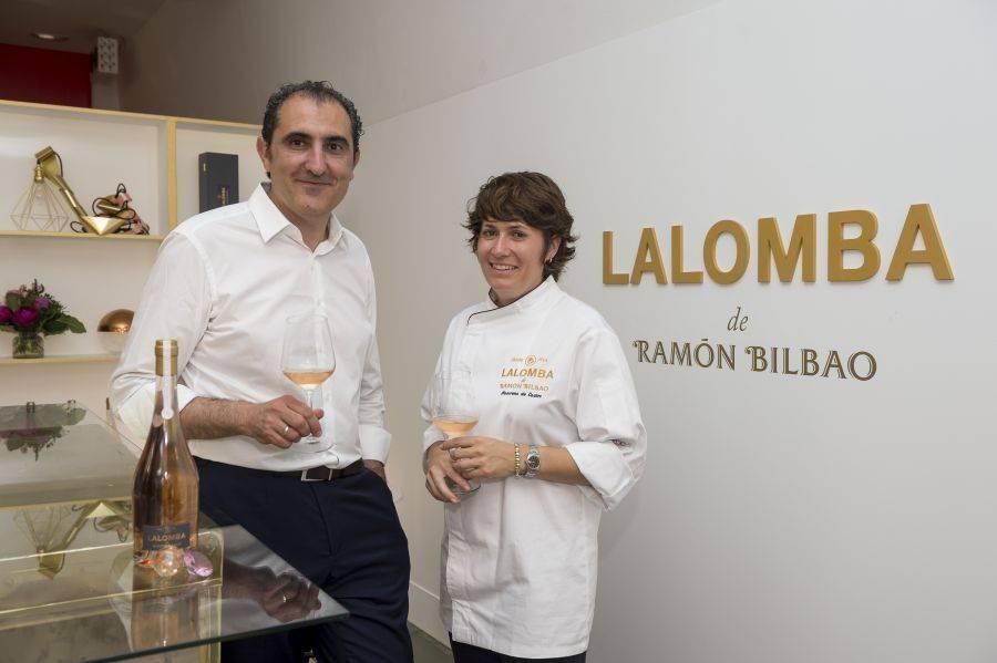 LALOMBA. La joya rosada de Ramón Bilbao que marca tendencia