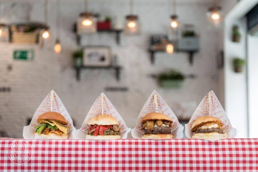 GOIKO GRIIL. Hamburguesas gastronómicas con historia