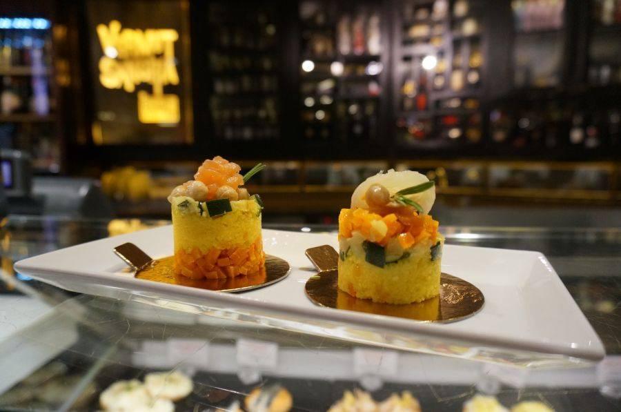 PLATEA. El encanto de los sabores libaneses