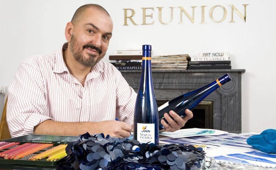 MAR DE FRADES. La tendencia en el vino llega con Juan Duyos