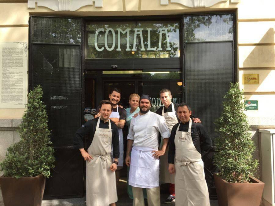 COMALA. Los genuinos sabores mexicanos cumplen 2 años
