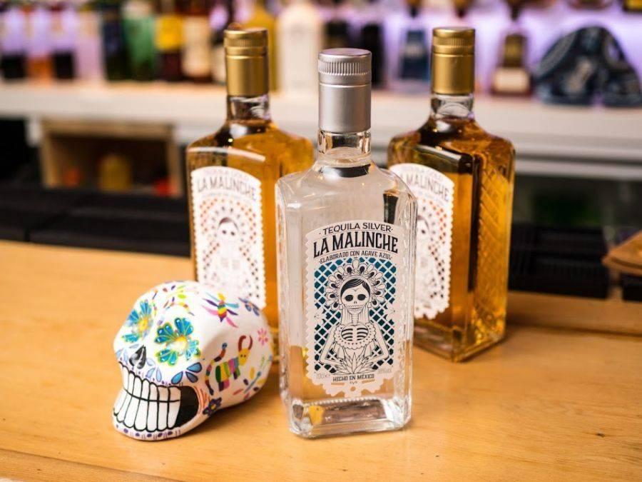 LA MALINCHE. Un tequila genuino y provocador