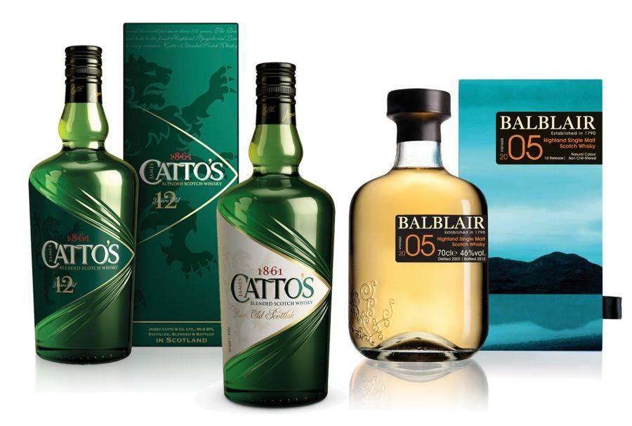CATTO'S y BALBLAIR. Dos escoceses míticos llegados para quedarse