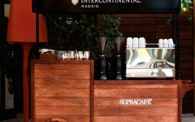 SUPRACAFÉ . Llega el coffee truck al Hotel Intercontinental