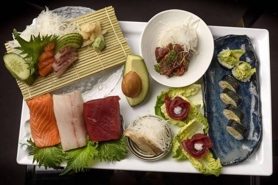 A JAPANESE KIRIKATA. Un nuevo menú ejecutivo con toda la esencia nipona