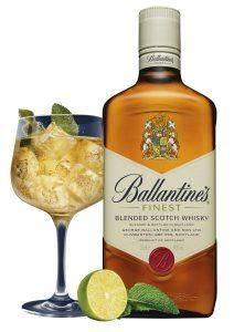 BODEGON Ballantine's Ginger Ale
