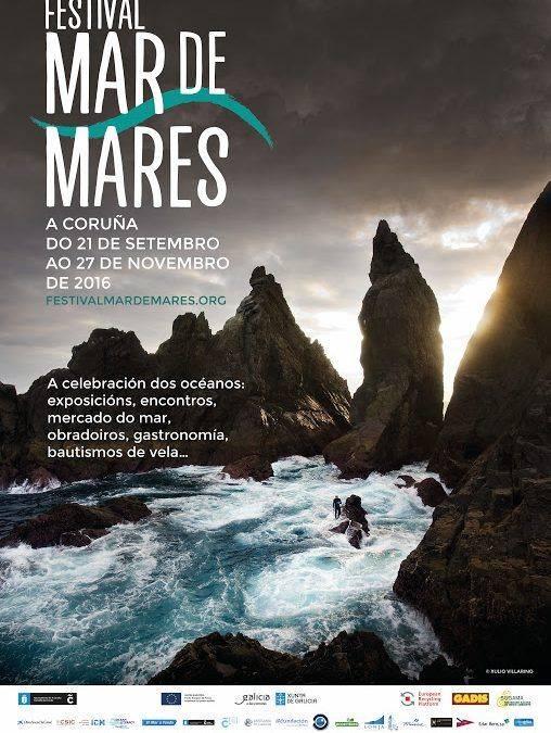 MAR DE MARES. La sostenibilidad en la cocina by Iván Dominguez
