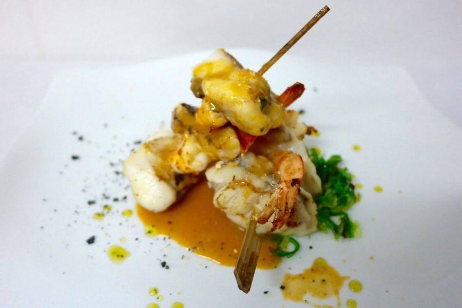 NIÑA DE PAPÁ. Calidad y creatividad en una cocina transparente