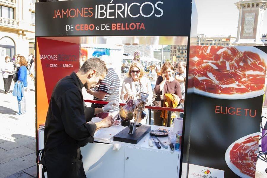 JAMÓN IBÉRICO. La estrella del Festival de Cine de San Sebastián