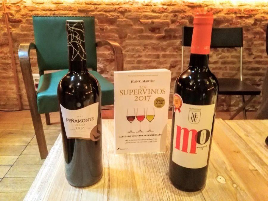 LOS SUPERVINOS 2017. Los mejores vinos del supermercado
