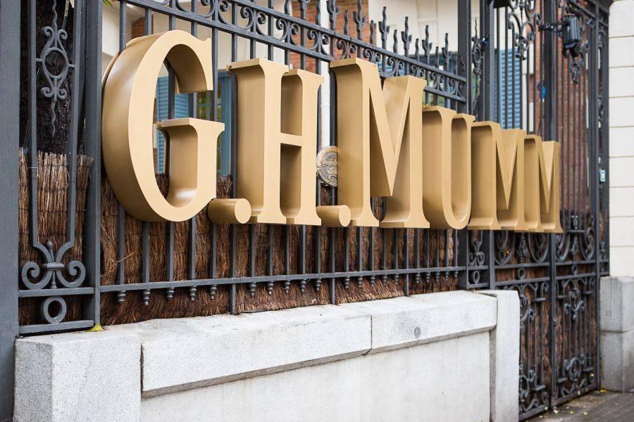 G.H.MUMM. El nuevo kit para el aperitivo de los domingos