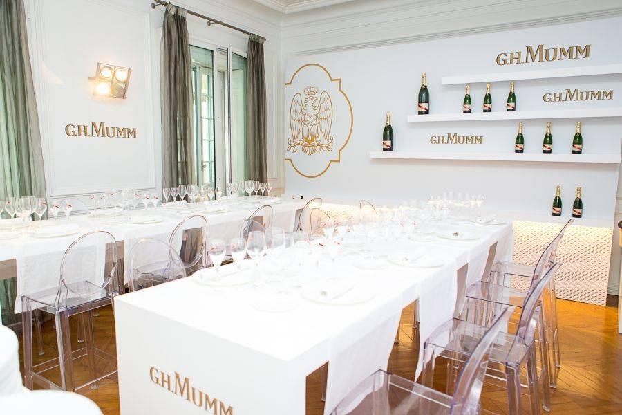 VIII MAISON G.H.MUMM. Una cita en Madrid con los mejores cocineros del mundo