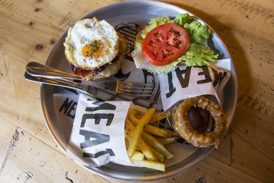 MEAT. La hamburguesa como espectáculo de la sencillez