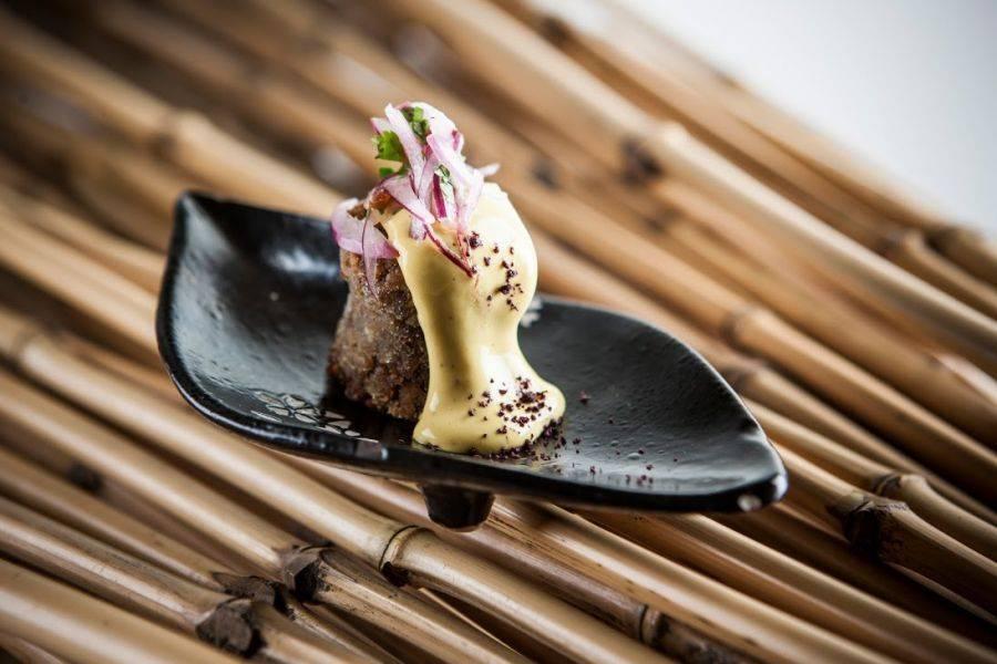 TAMPU. Deslumbrante cocina peruana, creativa y de autor