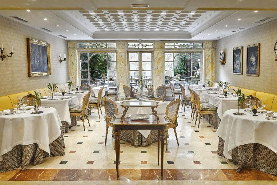 HOTEL ORFILA. La cocina rusa en plenitud
