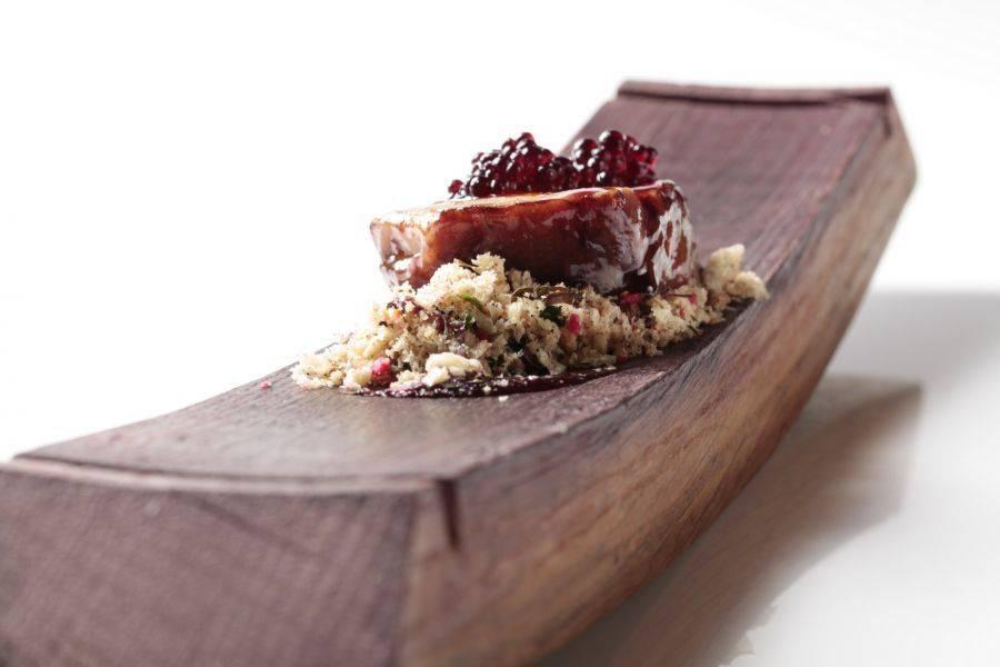 EL MENÚ DE LA VENDIMIA. Gastronomía riojana con una armonía perfecta
