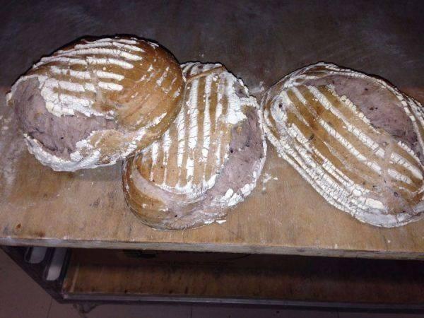 VIENA LA BAGUETTE. Deliciosos nuevos panes de vendimia