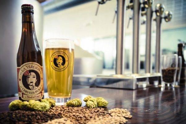 LA VIRGEN. La cerveza protagonista de la revolución artesana