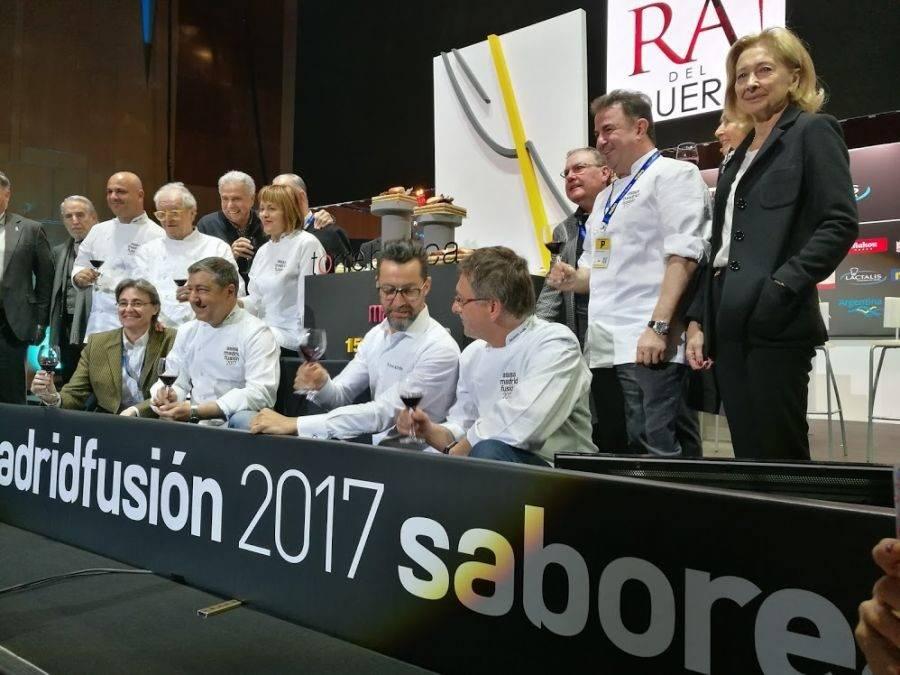 MADRID FUSIÓN. La vuelta a las raíces para mirar al futuro