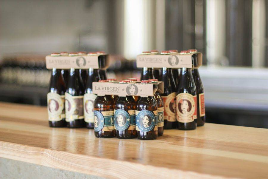 LA VIRGEN. Primera cerveza sin gluten certificada