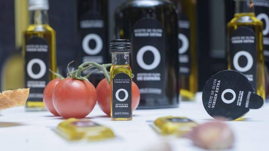 ¿PEEERDONA?. El aceite de oliva debidamente envasado y etiquetado