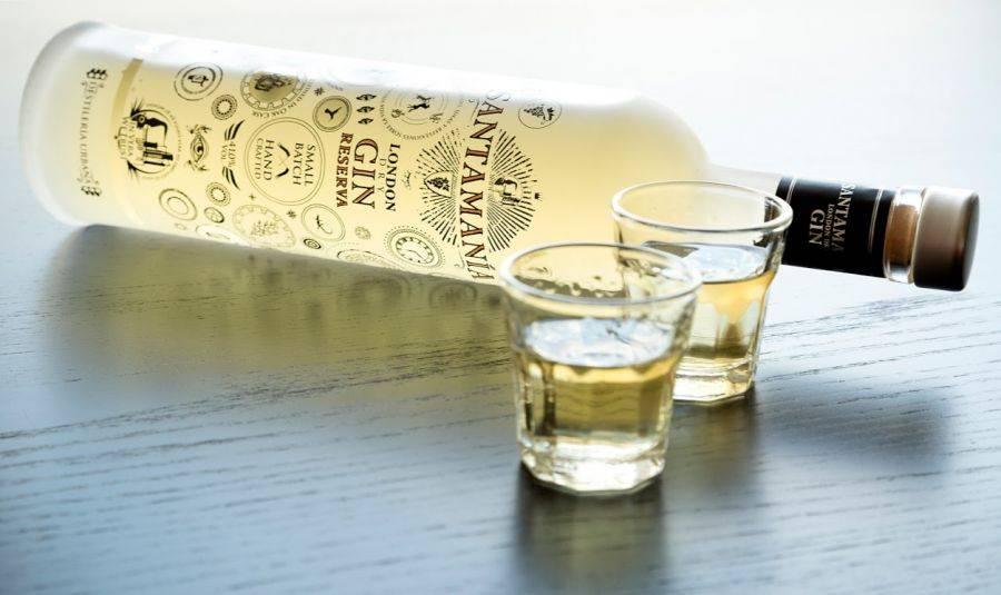 SANTAMANÍA GIN RESERVA. Tradición y modernidad para una ginebra maravillosa