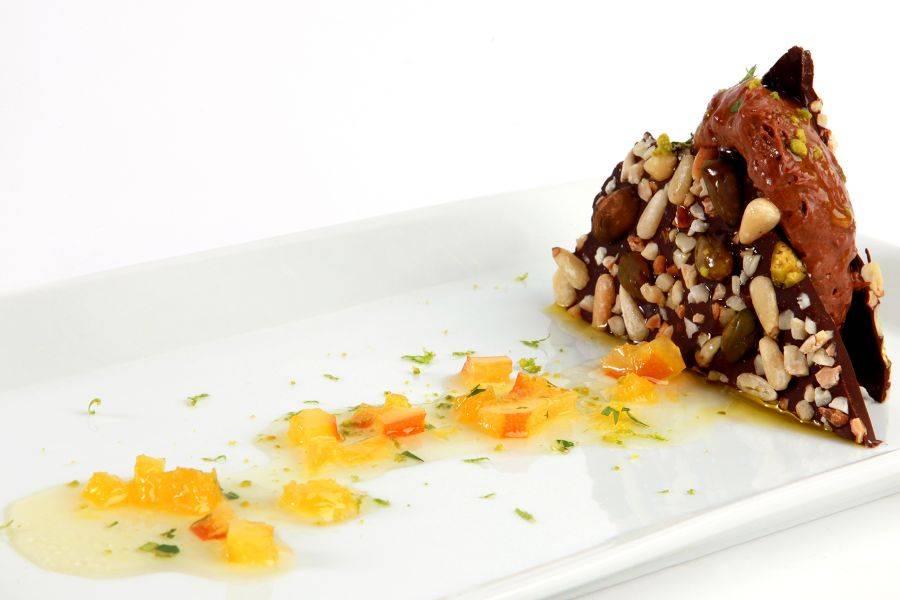 SANDÓ. Un nuevo menú degustación con carácter vanguardista