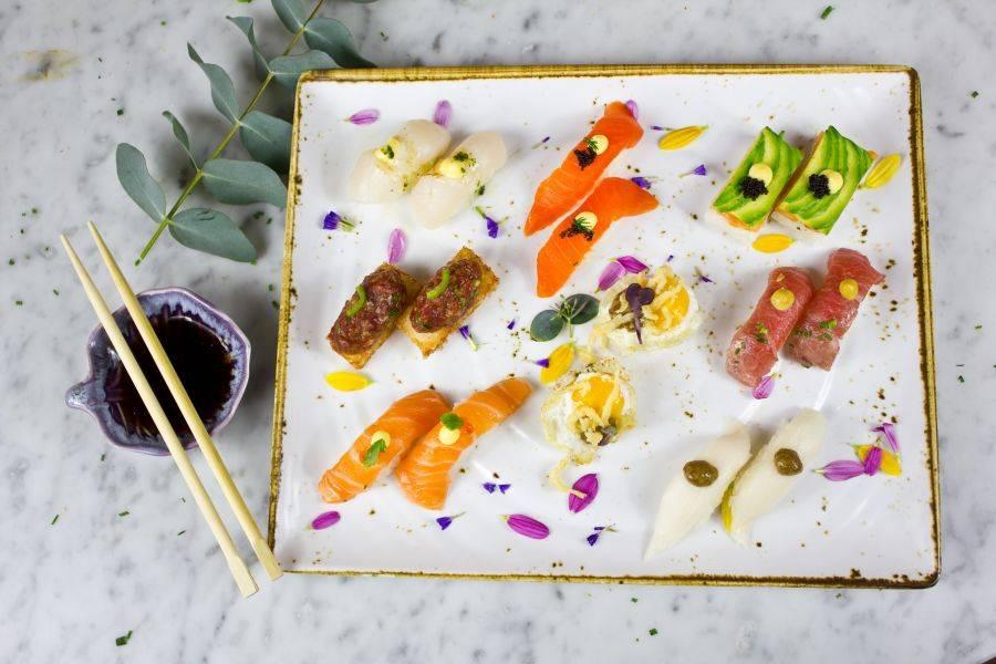 SUSHITA CAFÉ. Una nueva propuesta de tapas japonesas