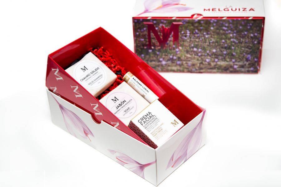 LA MELGUIZA. El azafrán como regalo perfecto para San Valentín