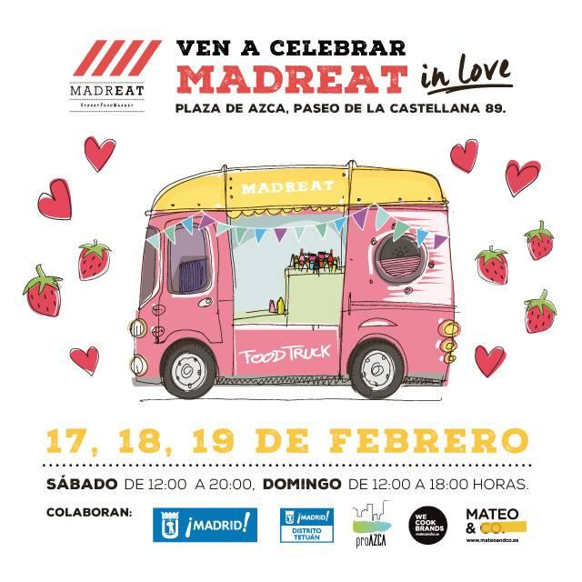 MADREAT. La mejor oportunidad para enamorarse de la comida callejera