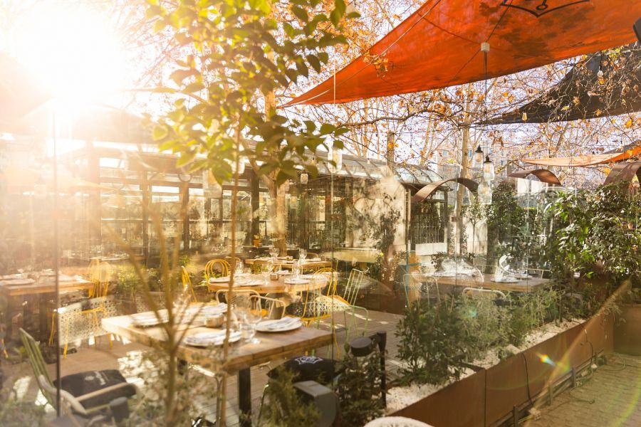 GRUPO ARZÁBAL. Las terrazas del verano para disfrutar de la buena cocina