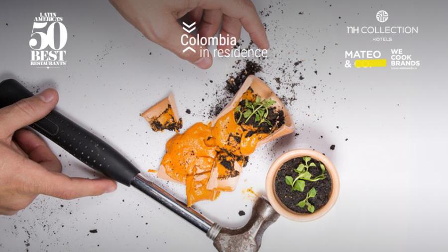 COLOMBIA IN RESIDENCE. Una oportunidad única para conocer la mejor gastronomía colombiana