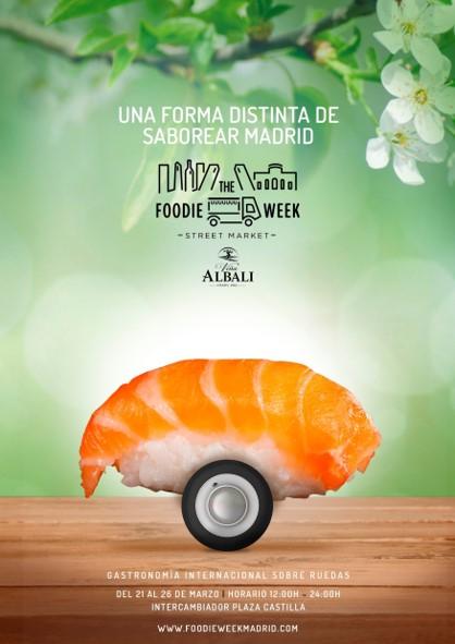 THE FOODIE WEEK VIÑA ALBALI. Para recibir a la primavera con todos los honores