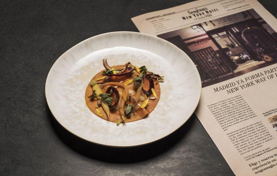 OLMSTED. El restaurante de moda de Nueva York se puede disfrutar en Madrid