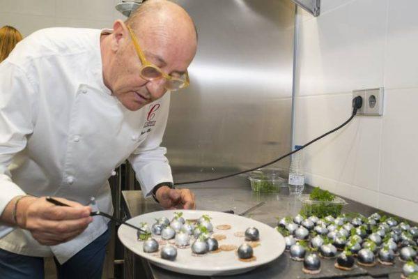 CÁMARA DE COMERCIO DE MADRID. Grandes chefs. Mejores tapas