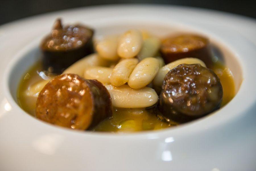 LELISÉ. Una casa de comidas entregada a la alta cocina asturiana